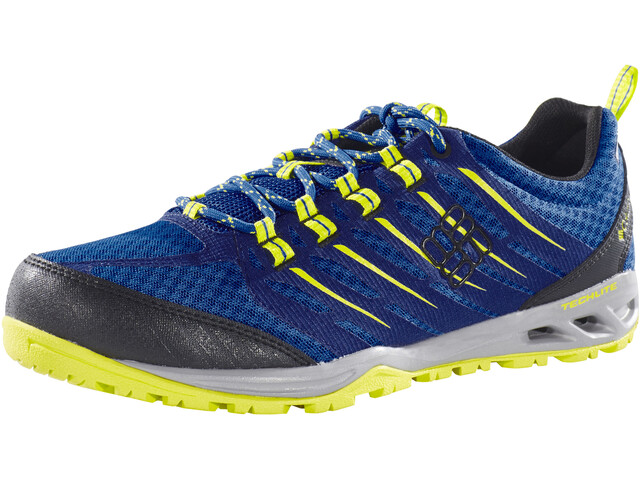 Columbia Ventrailia Razor Zapatillas Outdry Hombre, super blue / black
